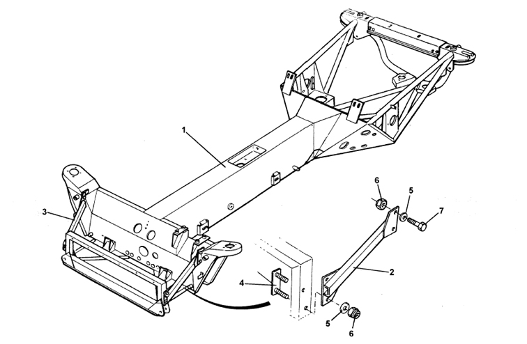 Chassis, Subframes